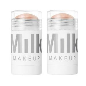 2× Milk Makeup Highlighter Sticks in Lit